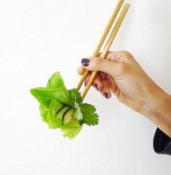 So Long, Fork. Hello, Chopsticks!
