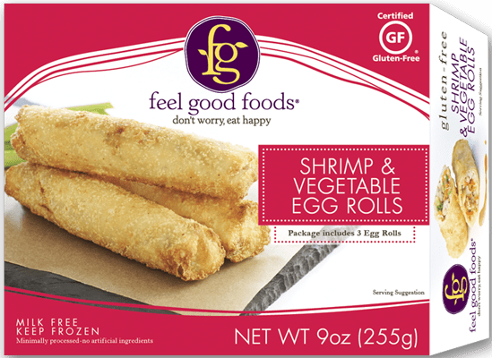 Shrimp and Vegetable Egg Rolls