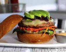 Gluten-Free Southwestern Turkey Burger