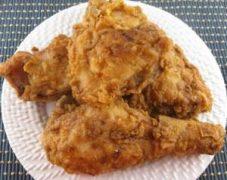 Gluten-Free Buttermilk Fried Chicken