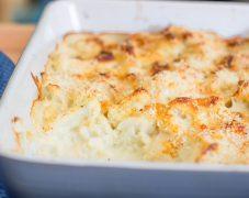 Gluten-Free Cauliflower Gratin