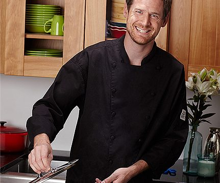 Interview with Chef Tryg: The Chef behind Feel Good Foods