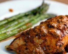 Gluten-Free Baked Lime Chicken