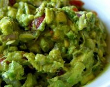 Gluten-Free Chef Tryg's Guacamole