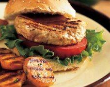Gluten-Free Tasty Turkey Burger