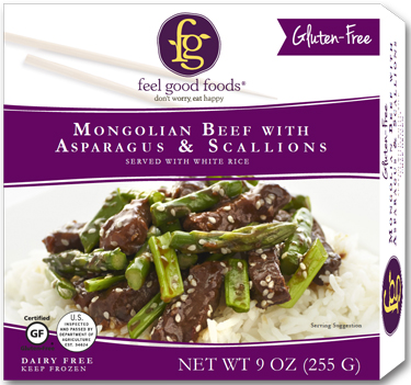 Mongolian Beef with Asparagus and Scallions