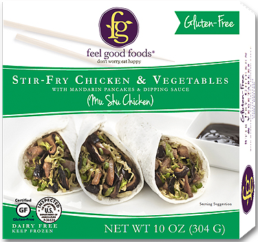 Feel Good Foods-New Gluten-Free Entrees!
