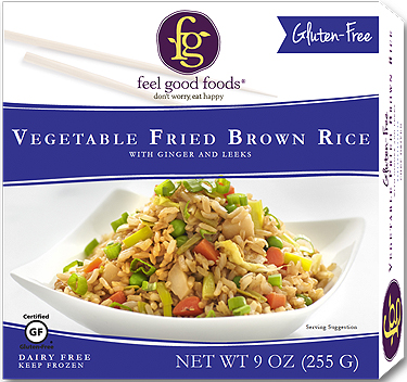 Vegetable Fried Brown Rice