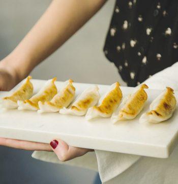 VIDEO: How to Make Perfectly Crispy Dumplings