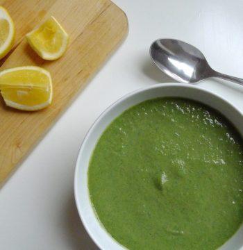 RECIPE: Gluten-Free Broccoli Cheddar Soup