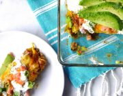 RECIPE: Chicken Tex-Mex Salad with Avocado Dressing and ...