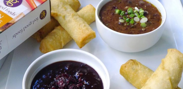 Seasonal Dipping Sauces—Your Quick Fix for Easy Weeknight Meals