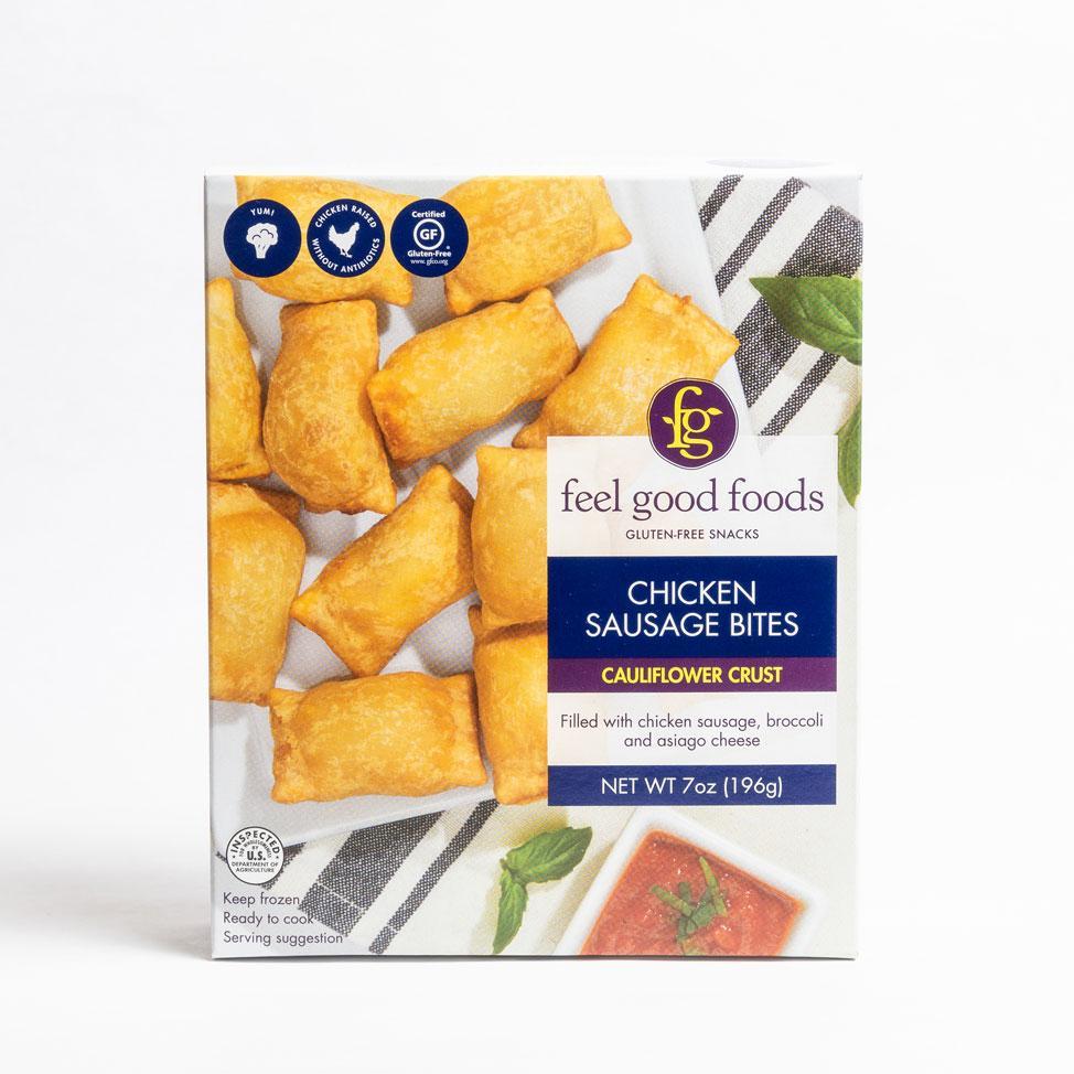 Chicken Sausage Snack Bites