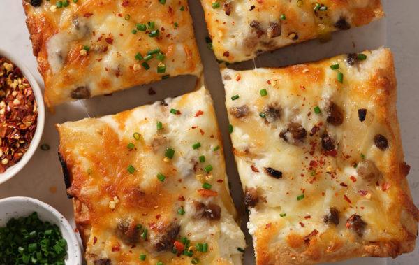 Square Pan Pizza